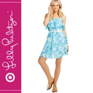 LILLY PULITZER Sea Urchin Print For Target Dress